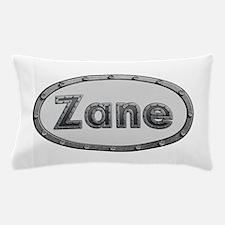 Zane Metal Oval Pillow Case