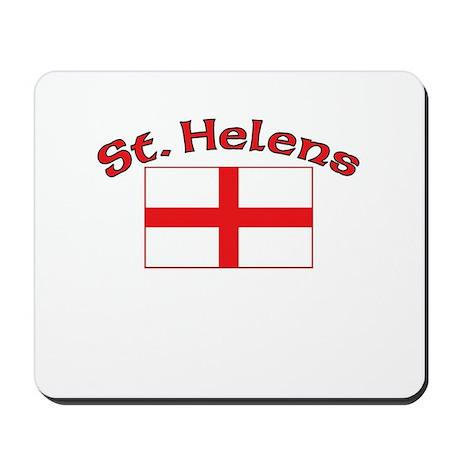 St. Helens, England Mousepad