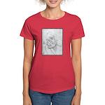 Voltaire by Paul Yaeger Women's Dark T-Shirt