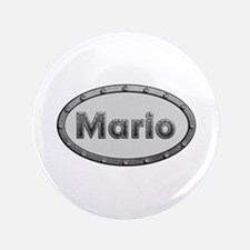 Mario Metal Oval Big Button 100 Pack