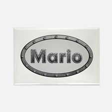 Mario Metal Oval Rectangle Magnet 100 Pack