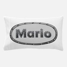 Mario Metal Oval Pillow Case