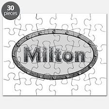Milton Metal Oval Puzzle