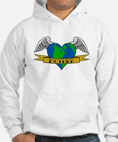 Earth Day Mother Tattoo Hoodie