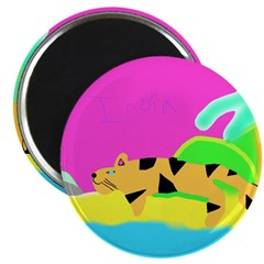 India Magnet (10 pack)