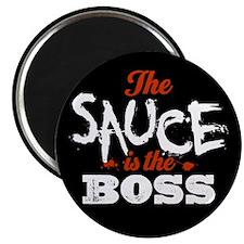 Boss Sauce Magnet