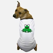Happy Frog Dog T-Shirt