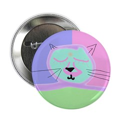 Cat Button (10 pack)