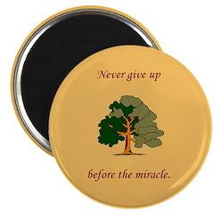 Oak Tree Magnet