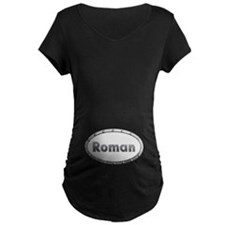 Roman Metal Oval T-Shirt