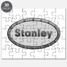 Stanley Metal Oval Puzzle