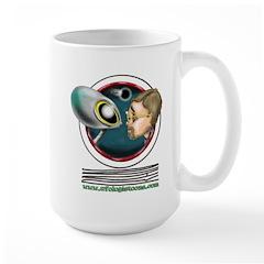 Ufologistoons Mug