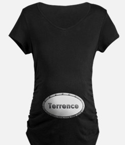 Terrence Metal Oval T-Shirt