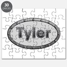 Tyler Metal Oval Puzzle