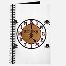 WHISKEY CLOCK Journal