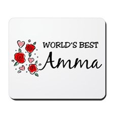 WB Mom [Telugu] Mousepad