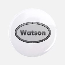 Watson Metal Oval Big Button 100 Pack
