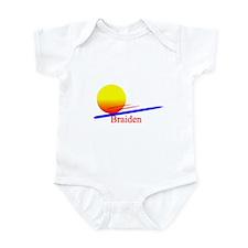 Braiden Infant Bodysuit
