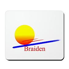 Braiden Mousepad
