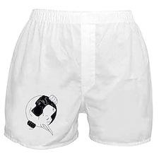 NBlkCWht YY Boxer Shorts