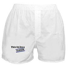 Help Desk Closed Boxer Shorts