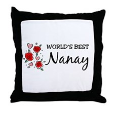 WB Mom [Tagalog] Throw Pillow