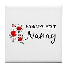 WB Mom [Tagalog] Tile Coaster