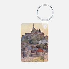 Vintage Mont St-Michel Keychains