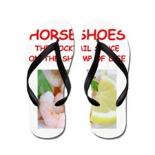 horseshoes Flip Flops