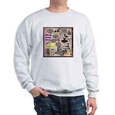 Words Come Alive Sweatshirt