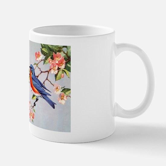 Eastern Bluebird Bird Mug