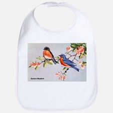 Eastern Bluebird Bird Bib
