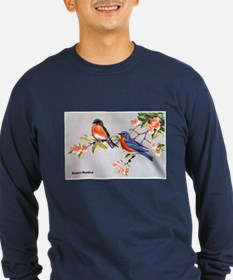 Eastern Bluebird Bird (Front) T