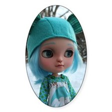Icy Doll Sugar Decal