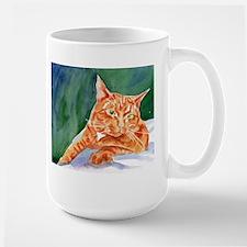 Orange Tabby-Purr...fect Rest Mugs