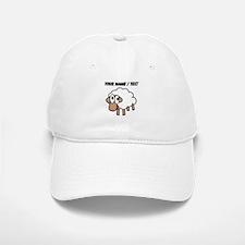 Custom Cartoon Sheep Baseball Baseball Baseball Cap