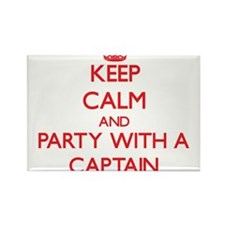 Keep Calm and Party With a Captain Magnets