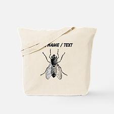 Custom Housefly Tote Bag