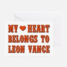 MY HEART BELONGS TO... Greeting Cards