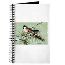 Chickadee Bird Journal