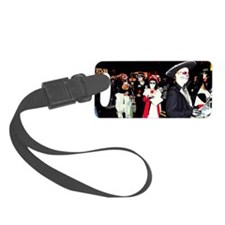 night stalkers Luggage Tag