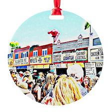 food vendors new orleans Ornament