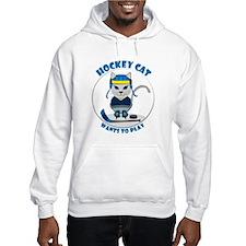 Girls' Ice Hockey Hoodie
