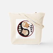Yin Yang SUMO Tote Bag