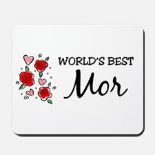 WB Mom [Swedish] Mousepad