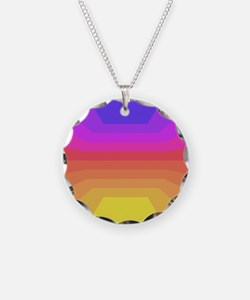 70s disco Necklace