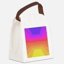 70s disco Canvas Lunch Bag