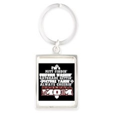 Baseball Mom Keychains