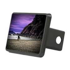 Moonstone Beach Surfer Hitch Cover