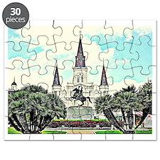 jackson square #1 Puzzle